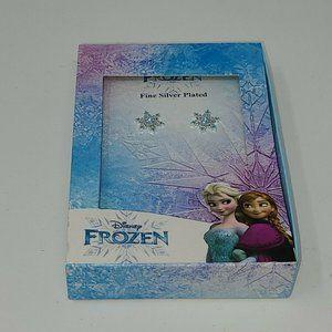 Disney Frozen II Fine Silver Plated Earrings